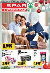 Spar Extra akciós újság 2018. 11.29-12.24