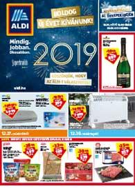 Aldi akciós újság 2018.12.27-2019.01.02