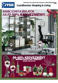 JYSK akciós újság 2018. 12.13-12.24