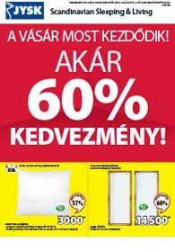 JYSK akciós újság 2018.12.25-2019.01.09