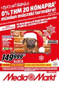 Media Markt akciós újság 2018. 12.03-12.16