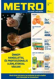 Metro Élelmiszer katalógus 2018. 12.05-12.18