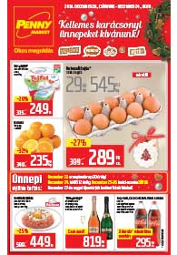 Penny Market akciós újság 2018. 12.20-12.24