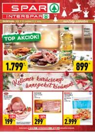 Spar akciós újság 2018. 12.20-12.24