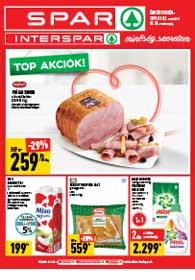 Spar akciós újság 2019. 01.02-01.06