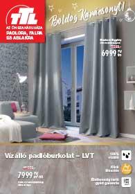 TTL akciós újság 2018. 12.01-12.31