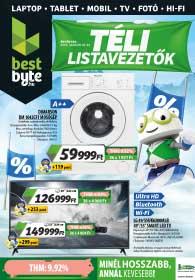 BestByte akciós újság 2019. 01.10-01.23