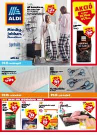 Aldi akciós újság 2019. 01.10-01.16