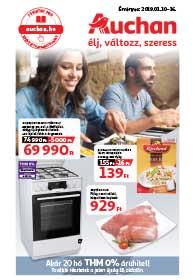Auchan akciós újság 2019. 01.10-01.16