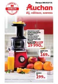 Auchan akciós újság 2019. 01.17-01.23