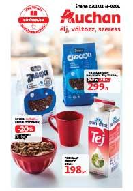 Auchan akciós újság 2019. 01.31-02.06