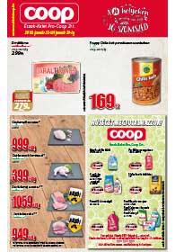 Észak-Kelet Coop akciós újság 2019. 01.23-01.29