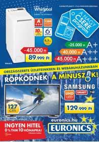 Euronics akciós újság 2019. 01.15-01.21