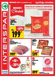 Interspar akciós újság 2019. 01.17-01.23