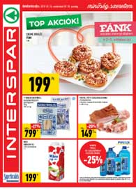 Interspar akciós újság 2019. 01.24-01.30