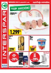 Interspar akciós újság 2019. 01.31-02.06