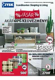 JYSK akciós újság 2019. 01.10-01.23