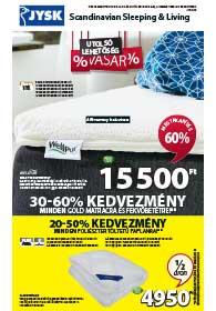 JYSK akciós újság 2019. 01.31-02.06