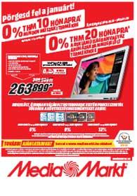 Media Markt akciós újság 2019. 01.16-01.27