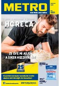 Metro HORECA katalógus 2019. 01.23-02.19