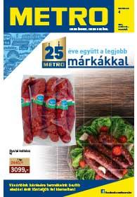 Metro Márkák katalógus 2019. 01.23-02.05