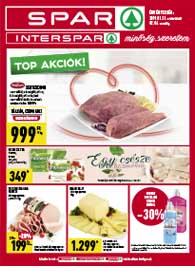 Spar akciós újság 2019. 01.31-02.06