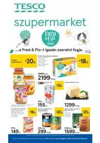 Tesco szupermarket akciós újság 2019. 01.02-01.09