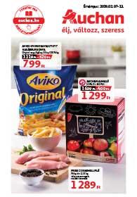Auchan akciós újság 2019. 02.07-02.13