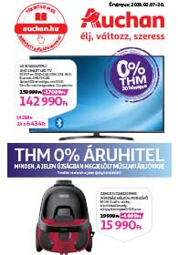Auchan akciós újság 2019. 02.07-02.20
