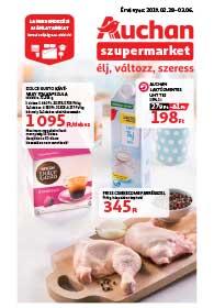 Auchan Szupermarket akciós újság 2019. 02.28-03.06