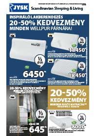 JYSK akciós újság 2019. 02.07-02.13