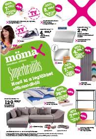 Mömax akciós újság 2019. 02.14-02.27