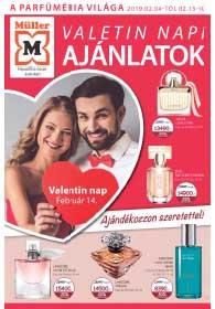 Müller akciós újság 2019. 02.04-02.15