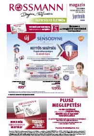Rossmann akciós újság 2019. 02.11-02.15