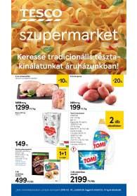 Tesco szupermarket akciós újság 2019. 02.07-02.13