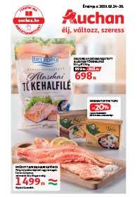 Auchan akciós újság 2019. 03.14-03.20