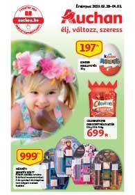 Auchan akciós újság 2019. 03.28-04.03