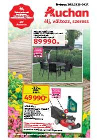 Auchan akciós újság 2019. 03.28-04.17