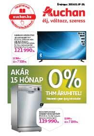 Auchan Műszaki katalógus 2019. 03.07-03.20