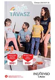 Auchan INEXTENSO katalógus 2019. 03.07-03.20