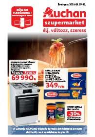 Auchan Szupermarket akciós újság 2019. 03.07-03.13