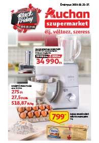 Auchan Szupermarket akciós újság 2019. 03.21-03.27