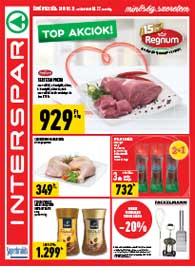 Interspar akciós újság 2019. 03.21-03.27