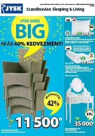 JYSK akciós újság 2019. 03.13-03.27