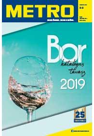 Metro BOR katalógus 2019. 03.20-04.23
