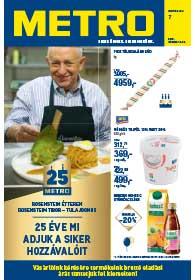 Metro Élelmiszer és Szezonális katalógus 2019. 03.06-03.19