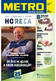 Metro HORECA katalógus 2019. 03.20-04.23