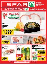 Spar akciós újság 2019. 03.14-03.20