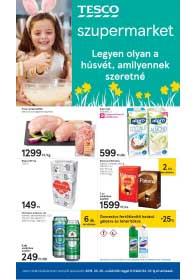 Tesco szupermarket akciós újság 2019. 03.28-04.03