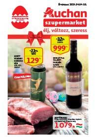 Auchan akciós újság 2019. 04.04-04.10